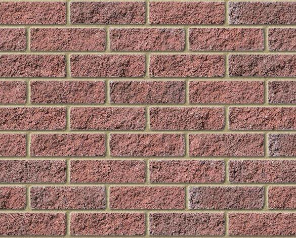 Product: Split Autumn Blend Concrete Brick