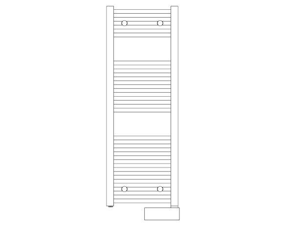 Product: Towel Rail - Elba Electric