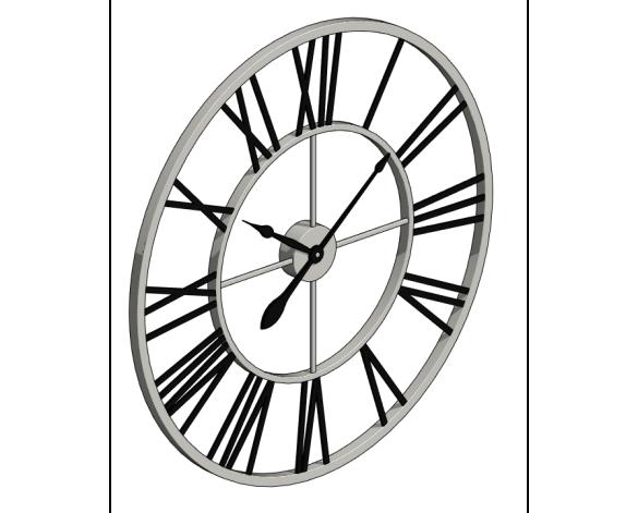 Horloge Murale Relogio Wall Clock