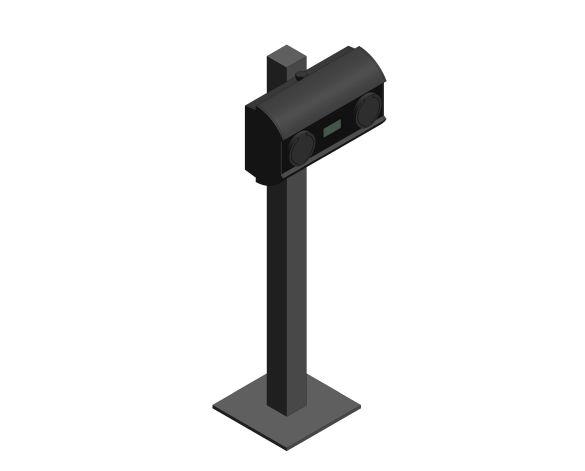 Product: Scatalo Duo Pedestal