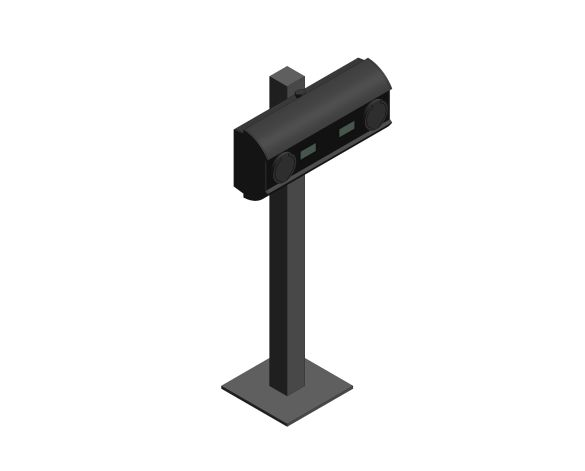 Product: Scatalo Duo 'Power' Pedestal