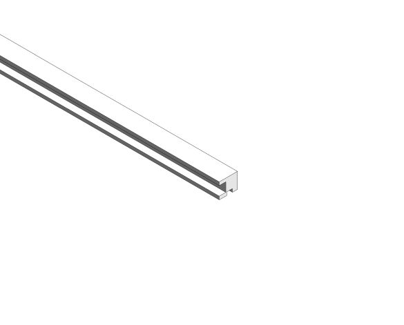 Product: Hand Operated Curtain Track 1280