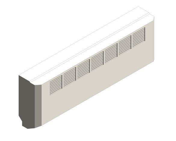 Product: Ecovector High Fan Convectors