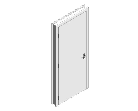 Product: Single Door