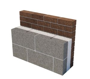 Product: Superglass Superwhite 34 Cavity Wall Insulation