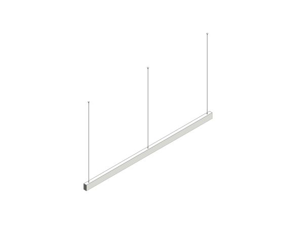 Product: Polaris 50 LED Linear Direct Indirect Opal Luminaire