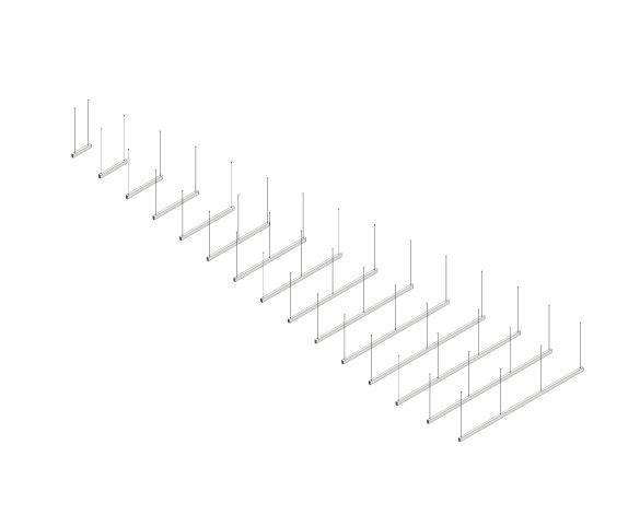 Product: Polaris 50 LED Linear Direct Low Glare Luminaire