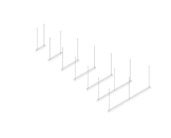 Product: Polaris 70 LED Linear Luminous Cuboid