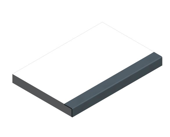 Product: Mayfair Edge Step with Contrasting Nosing