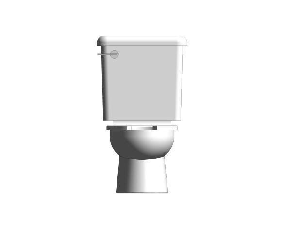 bimstore front image of the Close Coupled 300mm Infant WC Set from Trade Washrooms