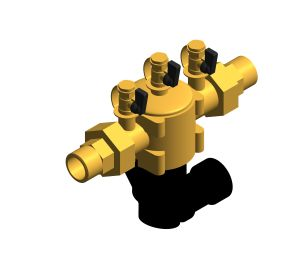 Product: BA BM coudes - Backflow preventer BA type
