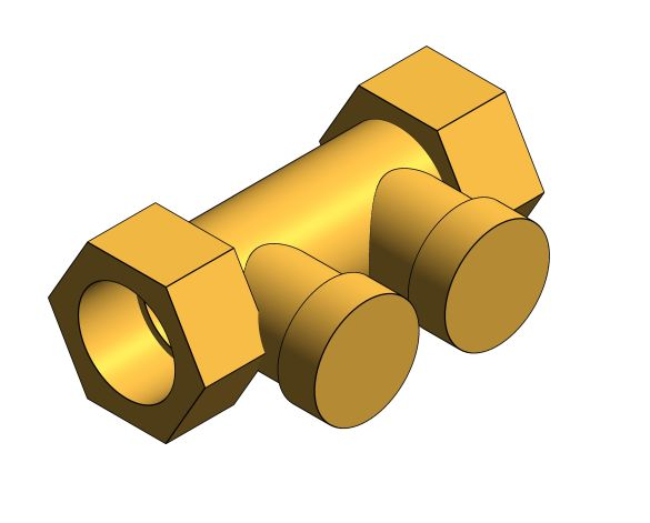 Product: BB - Anti-pollution Brass Check Valve