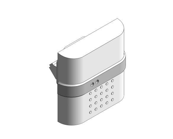 Product: BT-FR02-RF - Flush Receiver