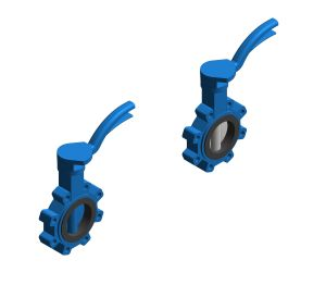 Product: Drinking Water - Sylax With Notched Ductile Iron Handlever - Lug