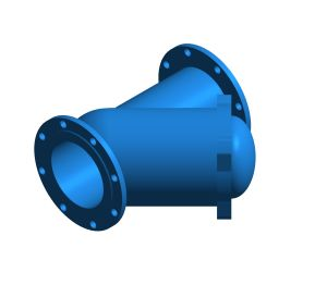 Product: CNR 408 - 418 Non-return Ball check valve