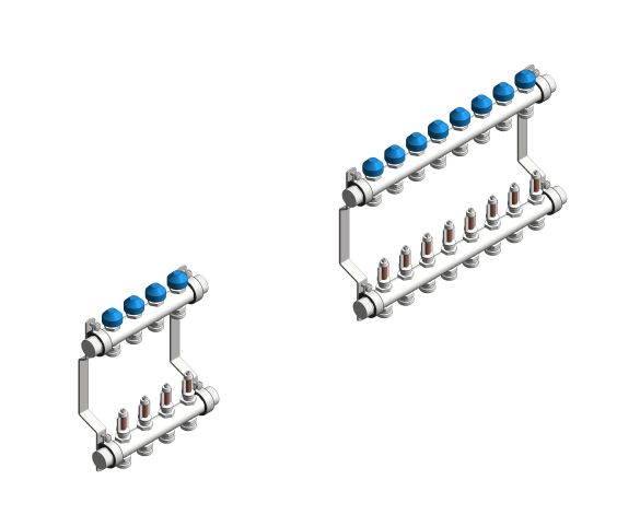Product: Manifold Stainless Steel HKV2013A (0-6L)