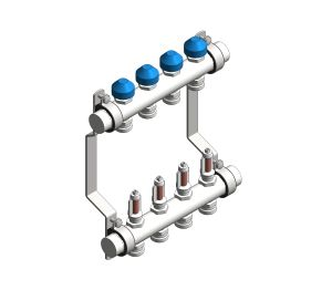 Product: Manifold Stainless Steel HKV2013A (0-4L)