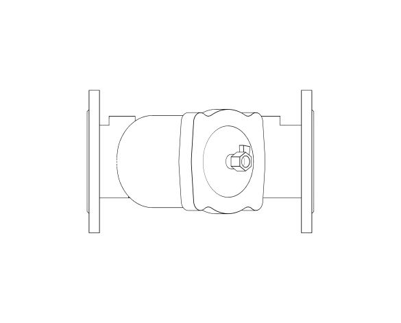 bimstore 3D image of the Watts Y333P - Strainer With Drain Cock For Backflow Preventer
