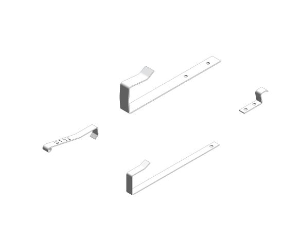 Product: Wienerberger Roof Accessories - Clips