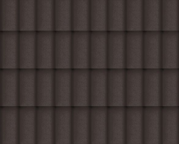 bimstore image of Double Pantile Brown from Wienerberger