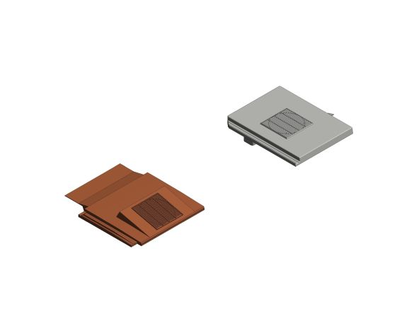 Product: Wienerberger In-Line Tile Vent