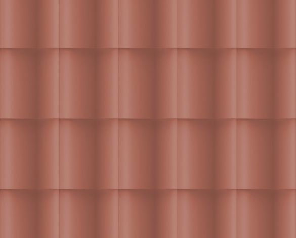 bimstore image of Neo Pantile Natural Red from Wienerberger