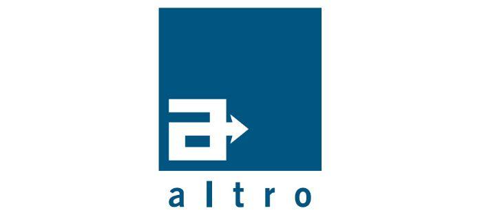 Logo: Altro Americas arrive on bimstore.us