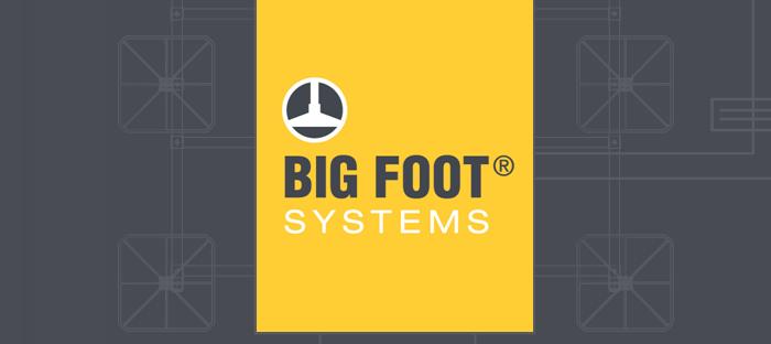 Logo: Big Foot Systems on bimstore.us
