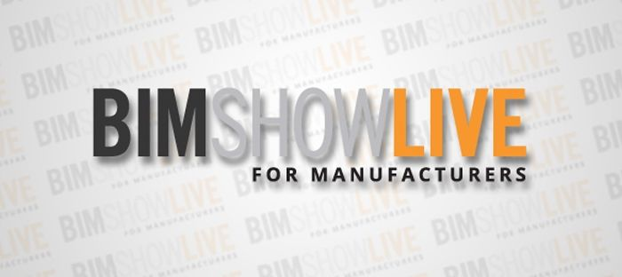 Logo: Register now to attend November's BIM Show Live for Manufacturers