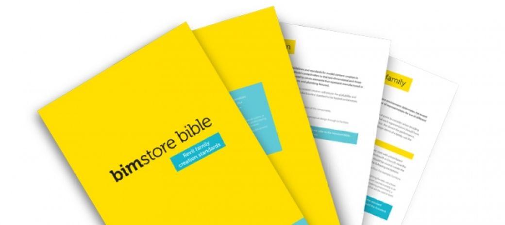 Logo: Bimstore Bible Standards