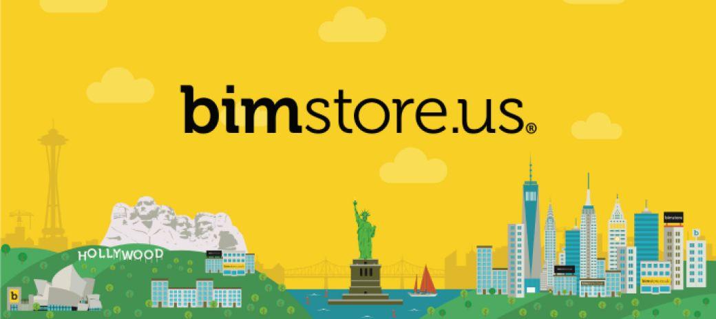 Logo: bimstore.us to launch July 2015