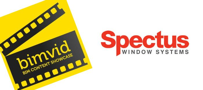 Logo: New bimstore bimvid for Spectus Window Systems