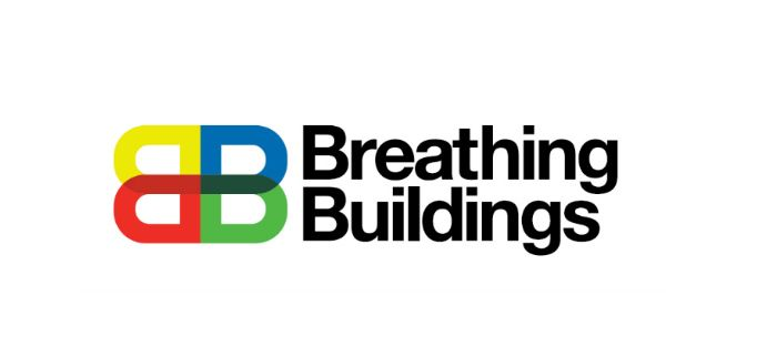 Logo: New content live for Breathing Buildings