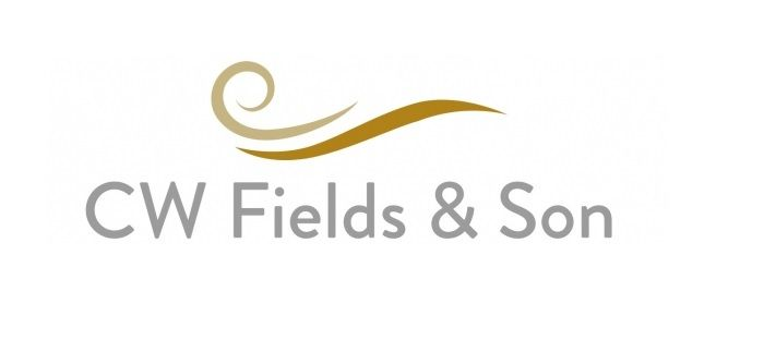 Logo: Now Live - CW Fields & Sons