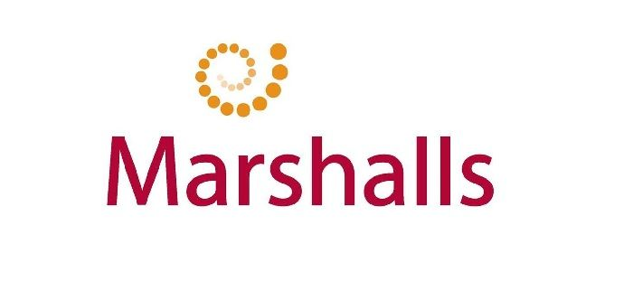 Logo: New Content now live for Marshalls Plc.