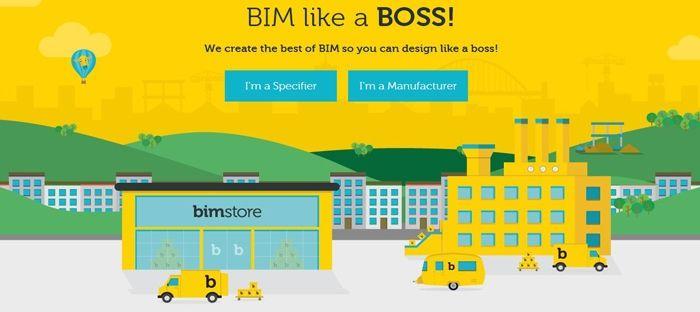 Logo: Bimstore MADE Digital @ BIM Show Live 2014