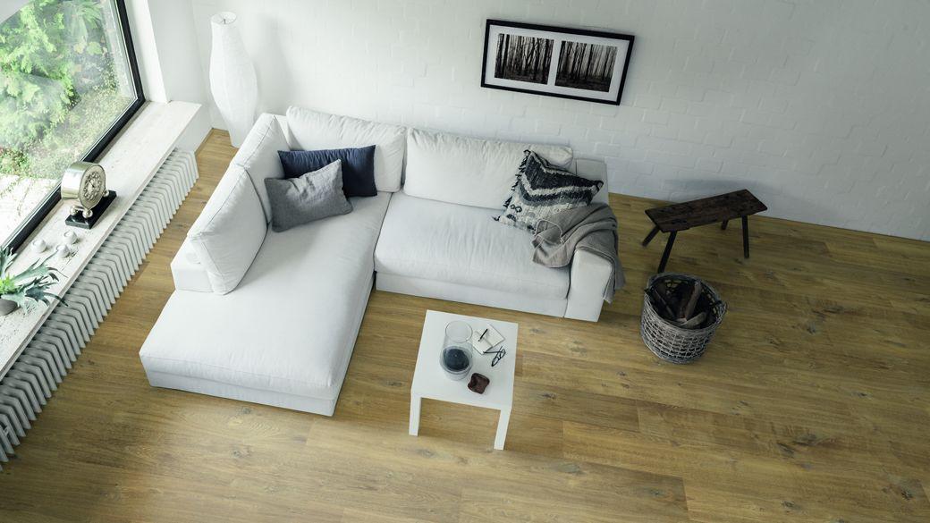 EGGER PRO Comfort Flooring Natural Bennett Oak