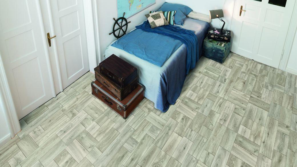 EGGER PRO Comfort Flooring Grey Somerset Oak