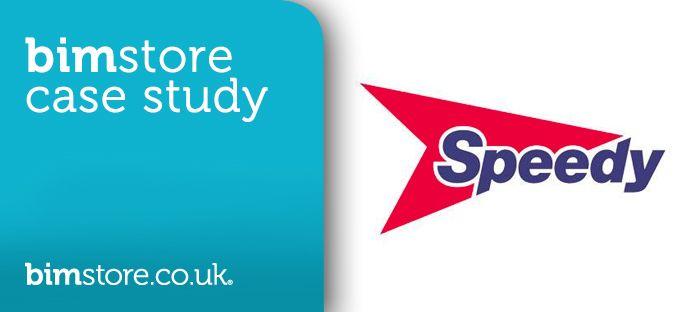 Logo: Case Study: Speedy