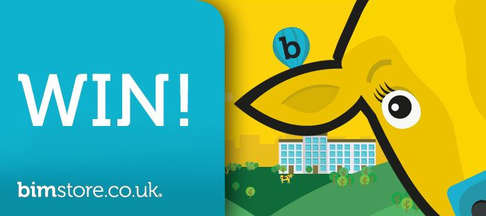 Logo: Enter the <strong>bim</strong>world - and enter our comp to win a ticket to BIM Show Live 2017!