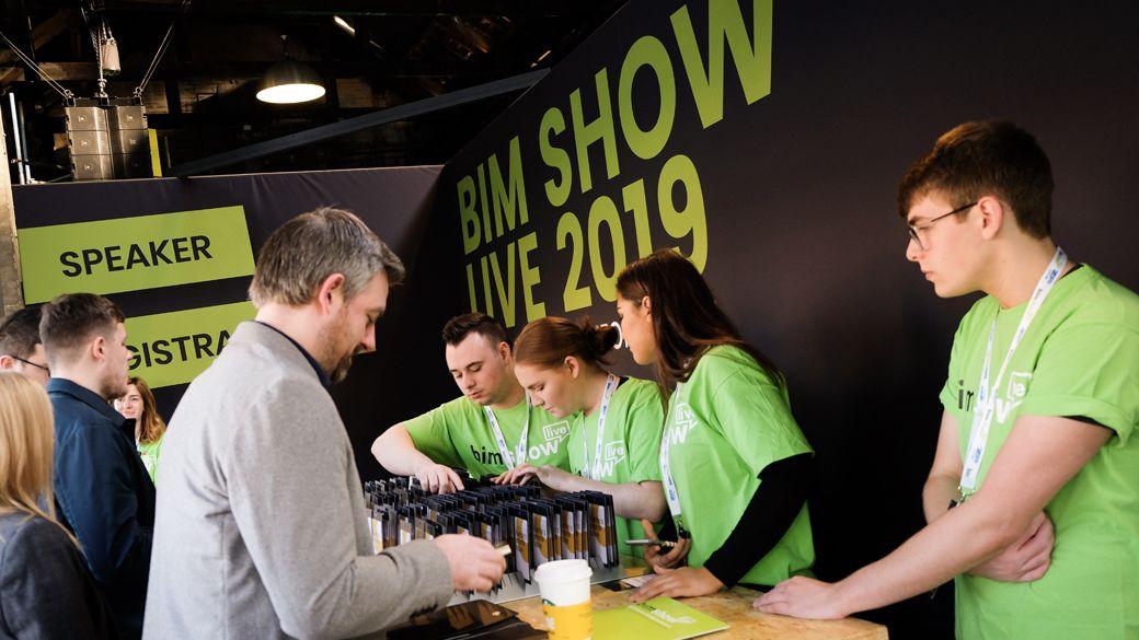 BIM Show Live 2019