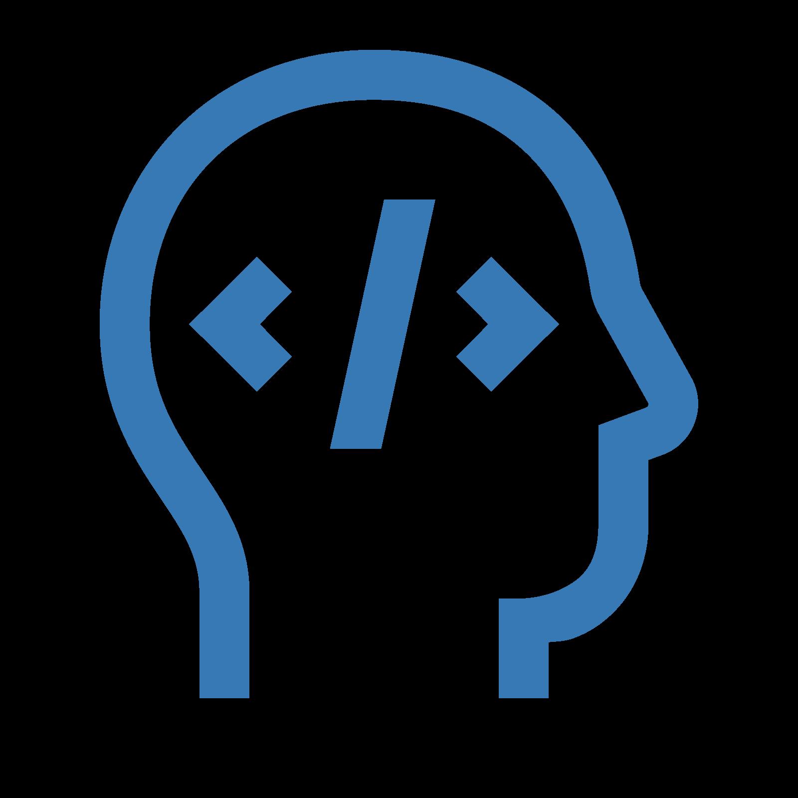 Developer Head Code