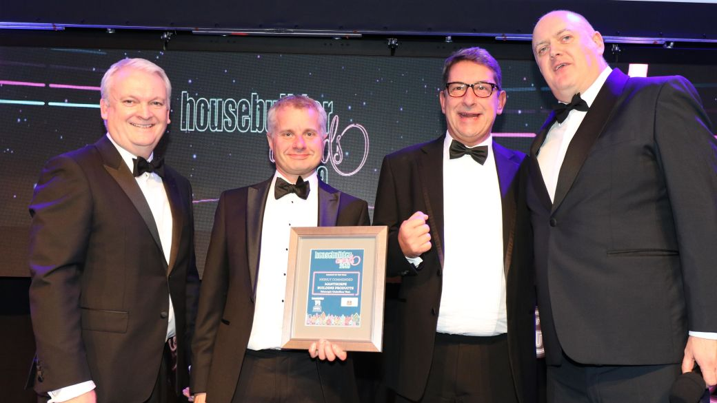Manthorpe celebrate 'highly commended' product